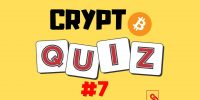 CRYPTO QUIZ EPISODE:7