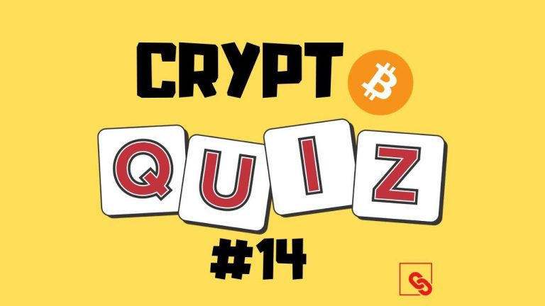 CRYPTO QUIZ EPISODE:14