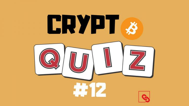 CRYPTO QUIZ EPISODE:12