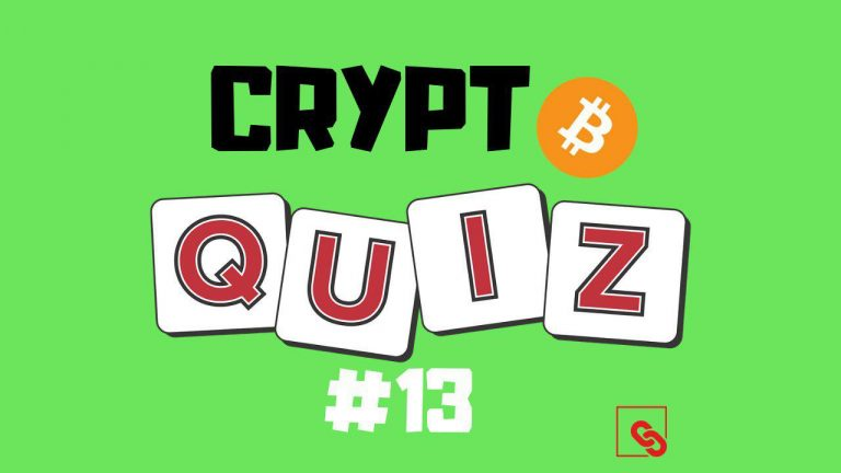 CRYPTO QUIZ EPISODE:13