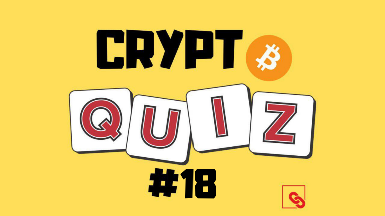 CRYPTO QUIZ EPISODE:18