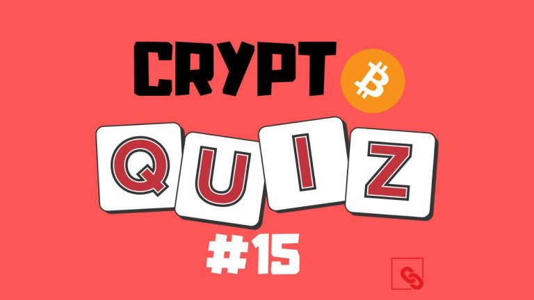 CRYPTO QUIZ EPISODE:15