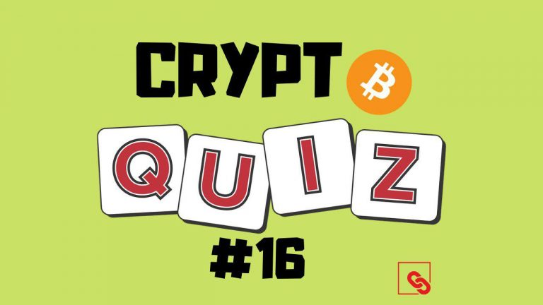 CRYPTO QUIZ EPISODE:16