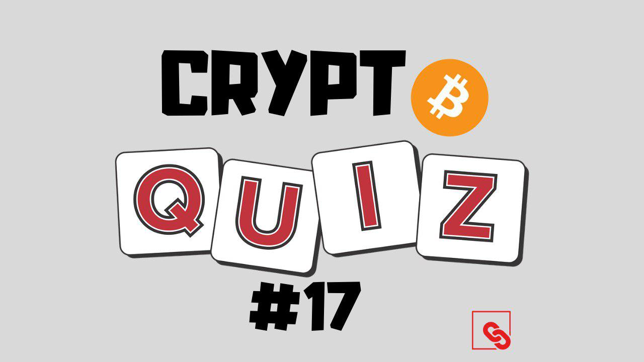 CRYPTO QUIZ EPISODE:17