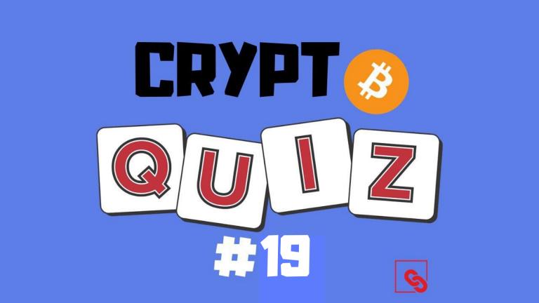 CRYPTO QUIZ EPISODE:19