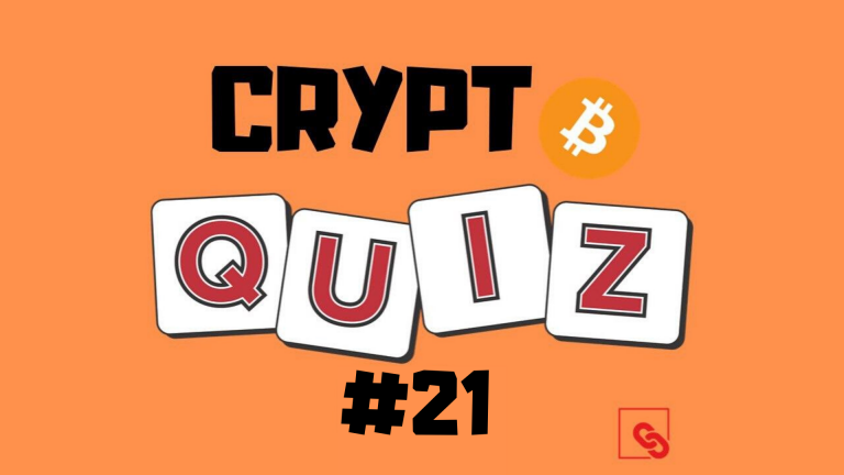CRYPTO QUIZ EPISODE:21