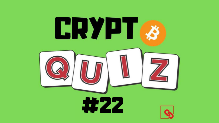 CRYPTO QUIZ EPISODE:22