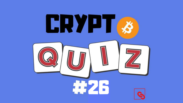 CRYPTO QUIZ EPISODE:26