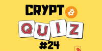 CRYPTO QUIZ EPISODE:24