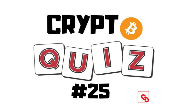 CRYPTO QUIZ EPISODE:25