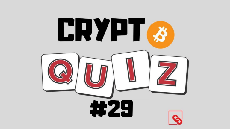 CRYPTO QUIZ EPISODE:29